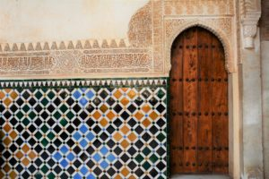 andaluzja alhambra