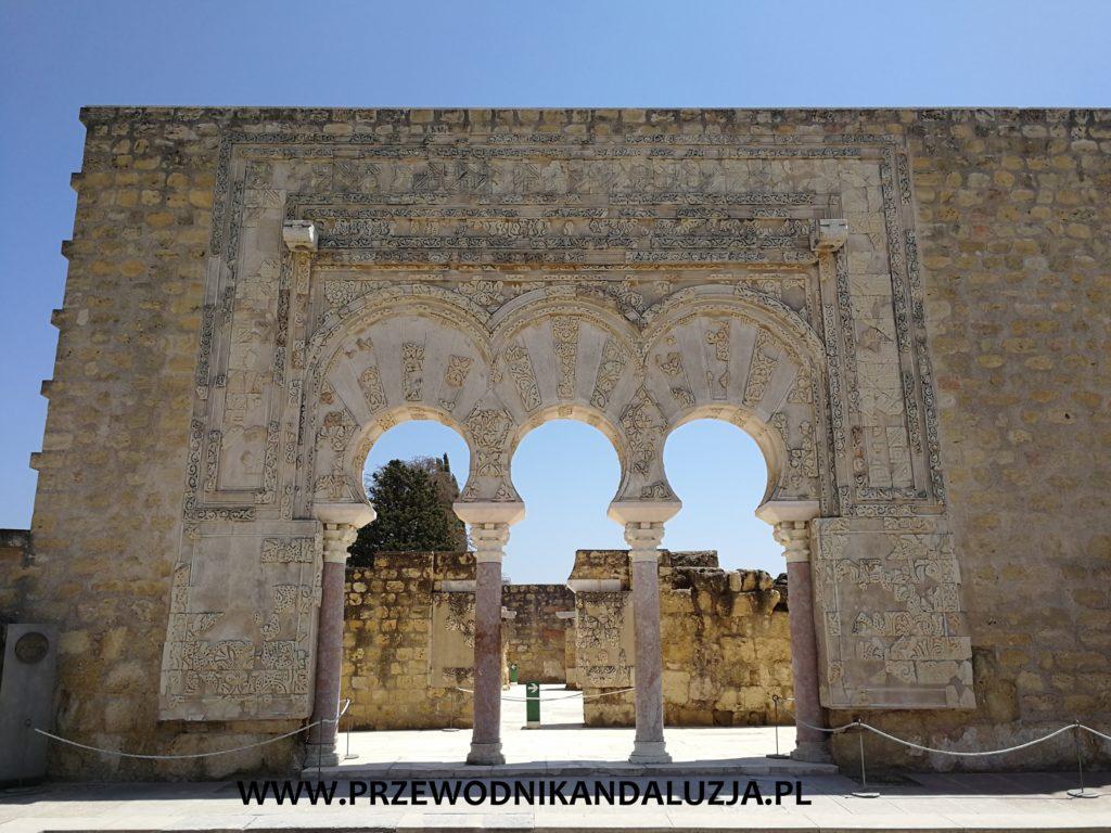 Medina Azahara, Cordoba. Foto: Przewodnik Andaluzja.