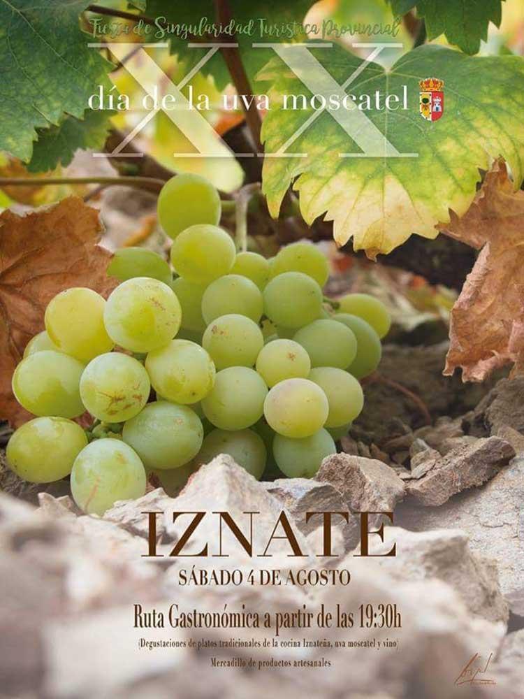 Día de la Uva Moscatel