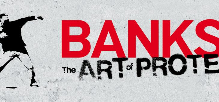 Wystawa Banksy w Maladze