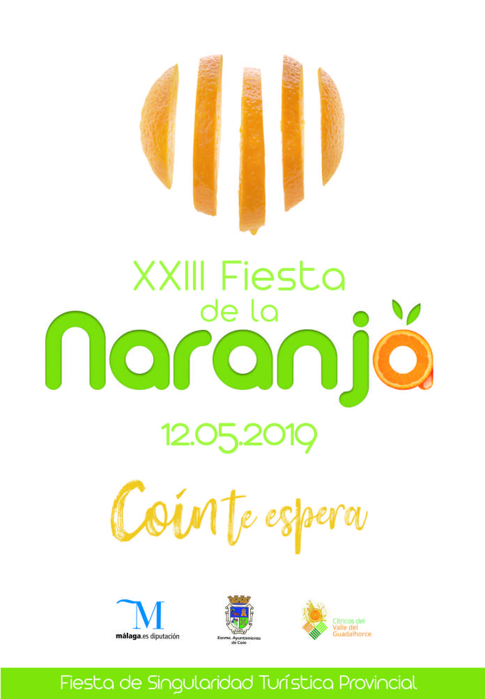 Fiesta de la Naranja w Coín. Coín. Malaga Przewodnik Andaluzja
