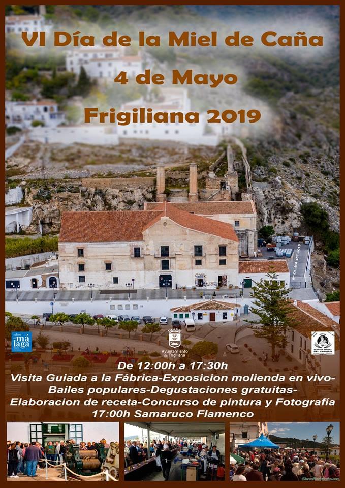 Frigiliana Malaga Przewodnik Andaluzja