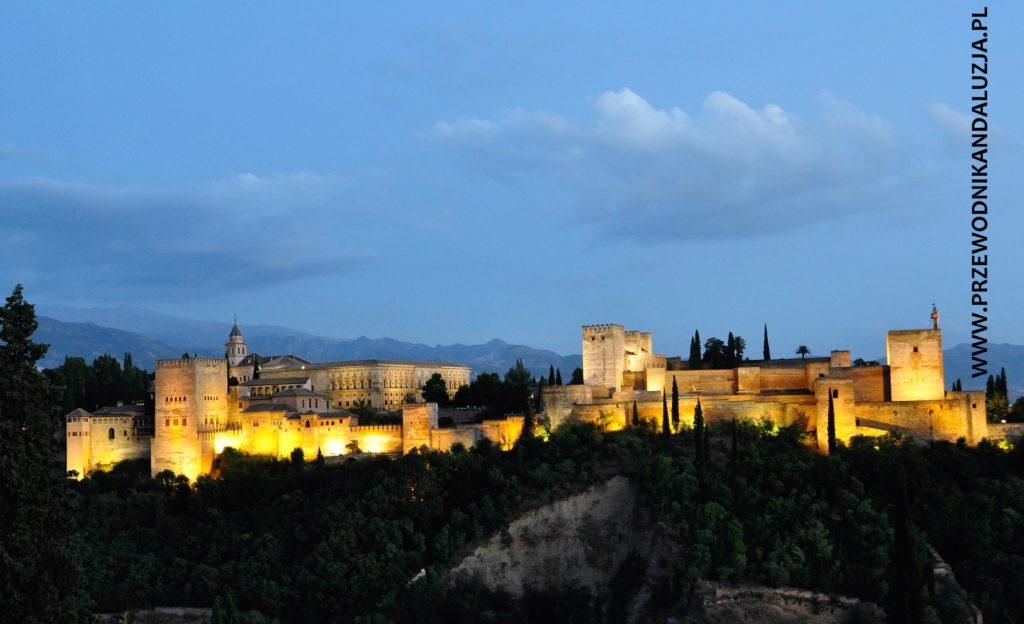 Alhambra Granada Przewodnik Malaga Przewodnik Andaluzja.