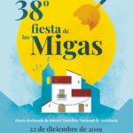 Plakat reklamujący Fiesta de las Migas. Foto: Ayuntamiento de Torrox.
