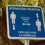 Zasady nowej normalności w Hiszpanii
