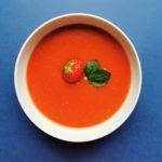 Gazpacho truskawkowe. Foto: Przewodnik Andaluzja